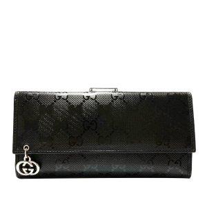 Gucci GG Imprime Long Wallet