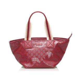 Gucci GG Imprime Web Handbag