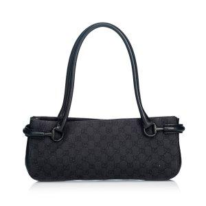Gucci GG Jacquard Baguette