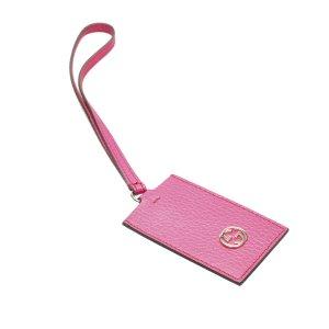 Gucci Minitasje rosé Leer