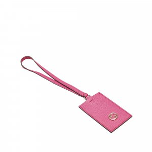 Gucci GG Marmont Leather Luggage Name Tag