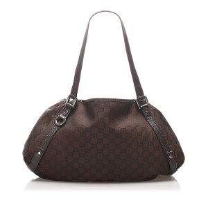Gucci GG Nylon Pelham Tote Bag