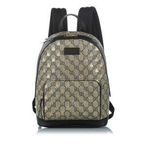 Gucci Backpack beige