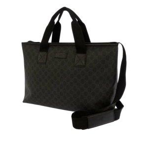 Gucci borsa ventiquattrore nero