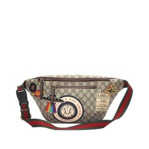 Gucci GG Supreme Courrier Belt Bag