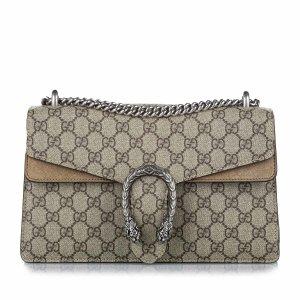 Gucci GG Supreme Dionysus Crossbody Bag
