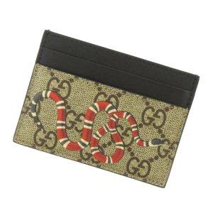 Gucci Porte-cartes beige