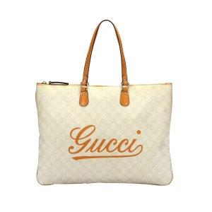 Gucci Sac fourre-tout blanc
