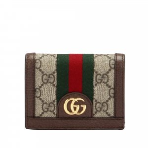 Gucci GG Supreme Ophidia Wallet