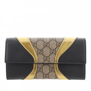 Gucci GG Supreme Osiride Long Wallet