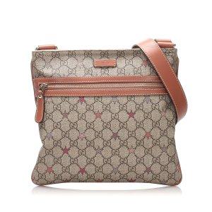 Gucci GG Supreme Star Crossbody Bag