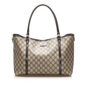 Gucci GG Supreme Tote Bag