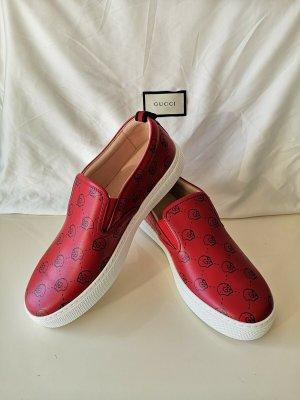 Gucci Ghost Sneaker in Gr. 9,5 - 43,5 low top im Fullset