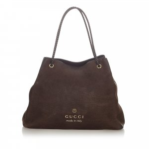Gucci Gifford Leather Tote Bag