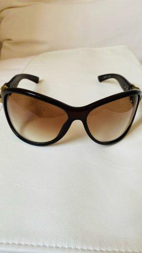 Gucci Gafas de sol cuadradas marrón oscuro-color bronce