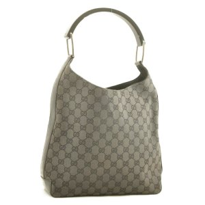 Gucci GUCCI GG Canvas Shoulder Bag