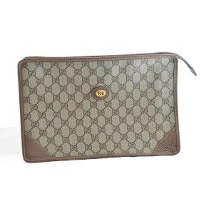 Gucci GUCCI GG PVC Leather