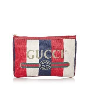 Gucci Bolso de mano blanco