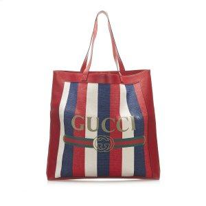 Gucci Tote red