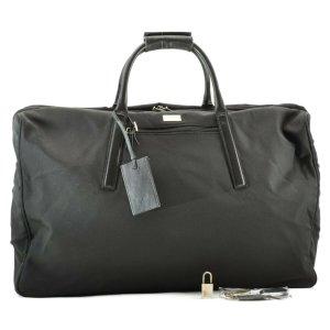 Gucci Luggage black cotton