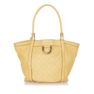 Gucci Guccissima Abbey D-Ring Tote Bag