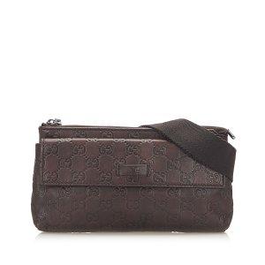 Gucci Guccissima Belt Bag