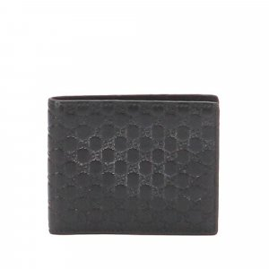 Gucci Guccissima Bifold Wallet