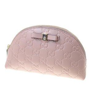 Gucci Guccissima Cosmetic Case