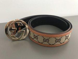 Gucci Guccissima Gürtel - Cognac/Braun