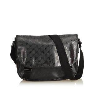 Gucci Guccissima Imprime Messenger Bag
