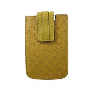 Gucci Borsetta mini giallo Pelle