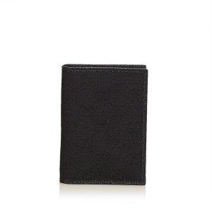 Gucci Porte-cartes noir