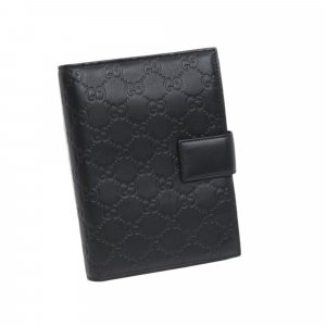 Gucci Minitasje zwart Leer
