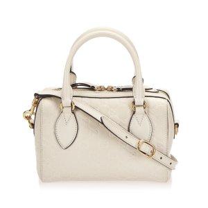 Gucci Guccissima Leather Boston Bag