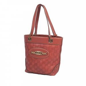 Gucci Guccissima Leather Punch Tote Bag