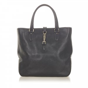 Gucci Guccissima New Jackie Tote Bag