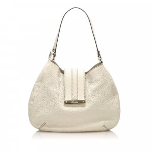 Gucci Guccissima New Ladies Shoulder Bag