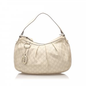 Gucci Guccissima Sukey Shoulder Bag