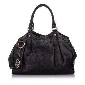 Gucci Guccissima Sukey Tote Bag