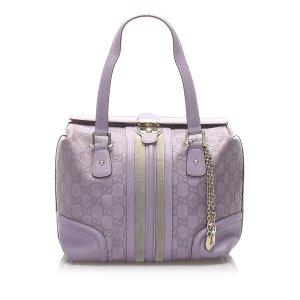 Gucci Guccissima Treasure Handbag