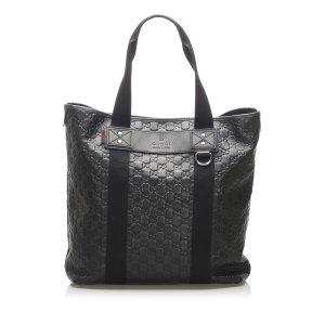 Gucci Guccissima Web Tote Bag