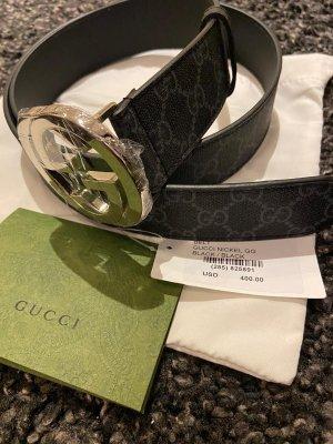 Gucci Reversible Belt black