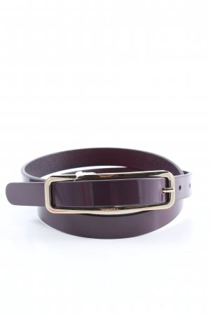 Gucci Fibbia per cinture lilla stile casual