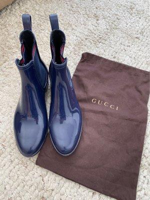 Gucci Stivale di gomma multicolore