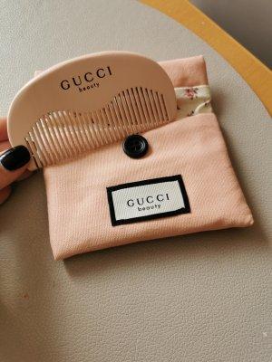 Gucci Klamra do włosów w kolorze różowego złota-różany