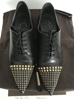 Gucci Halbschuhe in Farbe schwarz