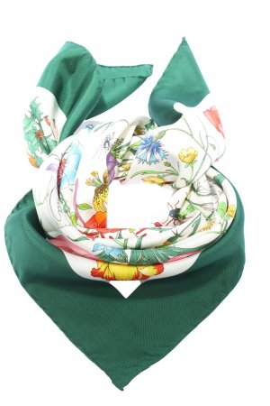 Gucci Halsdoek abstract patroon casual uitstraling