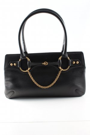 Gucci Bolso negro estilo «business»