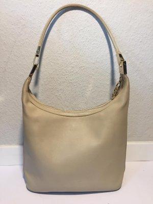 Gucci Handtasche aus hellem Leder