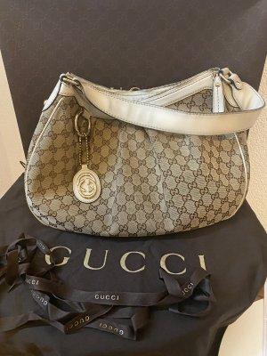 Gucci Handtasche (Gucci Sukey Hobo Canvas)